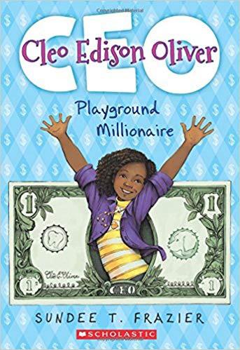 One School One Book - Cleo Edison Oliver: Playground Millionaire