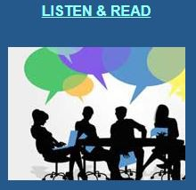 Listen & Read- Audiobooks