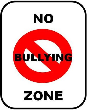 BULLYING PREVENTION WEEK:  Sept. 14th - 18th