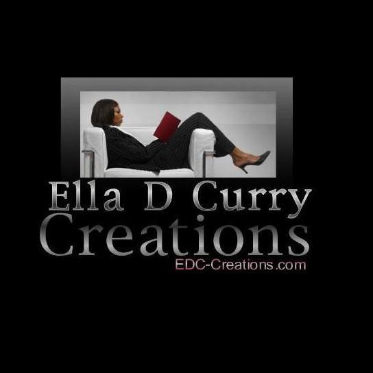 Ella D. Curry EDC Creations Media profile pic