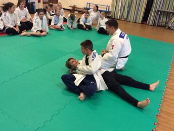 Y5 Judo Workshop