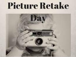 PICTURE RETAKES - TOMORROW - THURSDAY, MAY 6TH