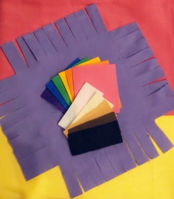 1:30 to 2:55 IP Family Craft Workshop (all families)