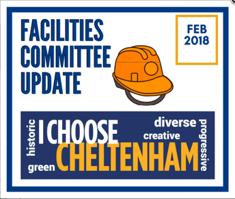 Stay Informed | March 2018 Facilities Report