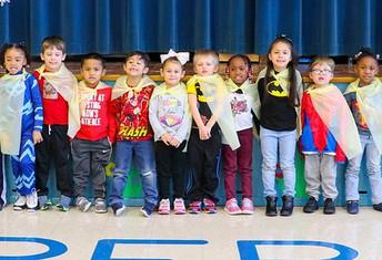 Welcome Young Scholars! Preschool Students Begin Their Educational Journey