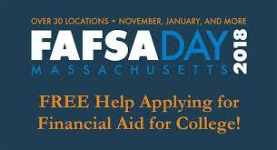FAFSA Day Massachusetts