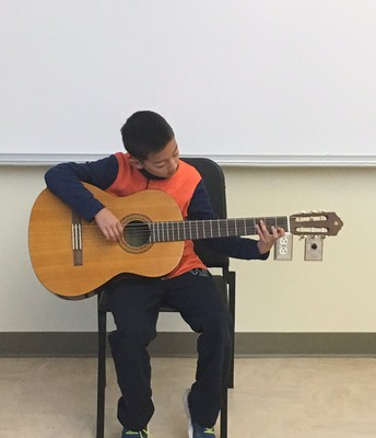 Solo Day in Music