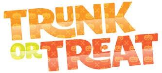 Trunk or Treat Spots STILL AVAILABLE!!