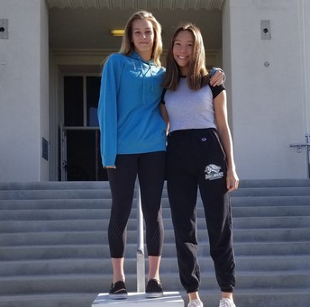 8th Grade Girls