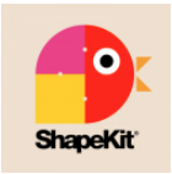 ShapeKit: Shapes and imagination meet in endlessly creative app