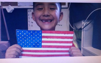 Eli Gonzalez Celebrates Patriots' Day!