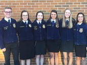 Station Camp High School FFA Places 2nd in Region
