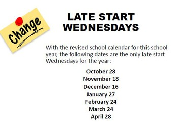 SummitRise Sign Up Instructions for Late Start Wednesdays