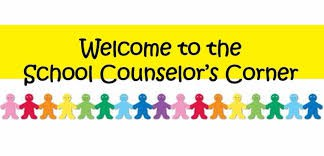 NEWSLETTER FROM THE COUNSELOR
