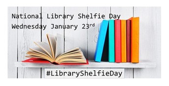 National Library Shelfie Day Awards