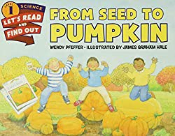 From Seed to Pumpkin bookcover