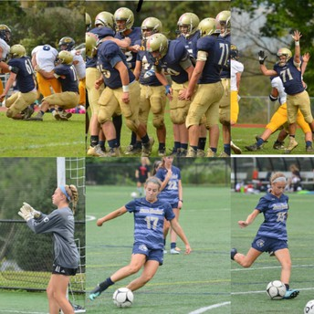 Fall Sports are Underway
