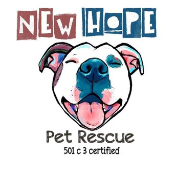 Charity of the Month - New Hope Pet Rescue!