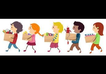 Creighton Kids Caring Month