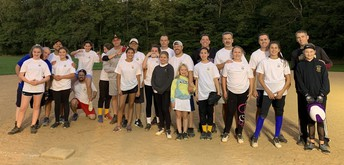 Charity Father/Daughter Softball Game