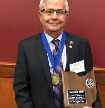 Former SHS Band Director Inducted Into Ohio Band Director Hall of Fame