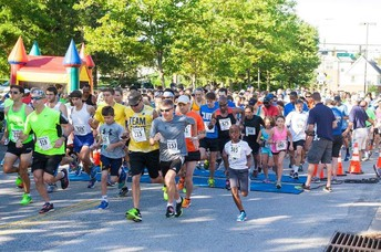 Register Now for the Pikesville 5K! Sunday, July 26, 2020 8AM
