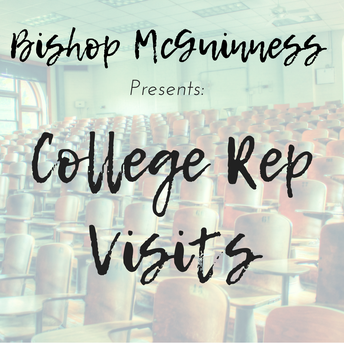 College Rep Visits