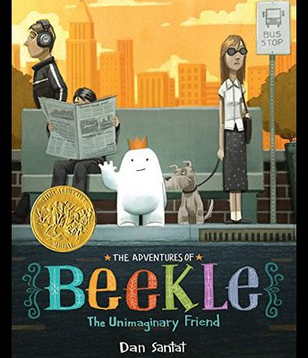 Picture Book- Beekle: The Unimaginary Friend
