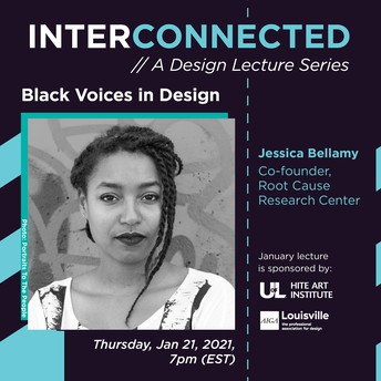 Interconnected: Jessica Bellamy on Jan. 21