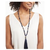 Trove Tassel Necklace was £82 now £40