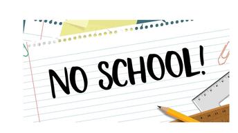 No School - Friday, October 19th