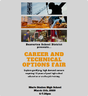 Career and Technical Options Fair