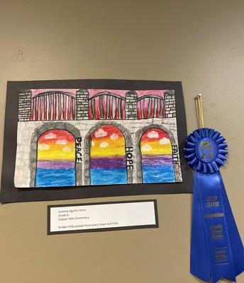 Jasmine Aguilar Perez, Grade 6, Copper Hills Elementary