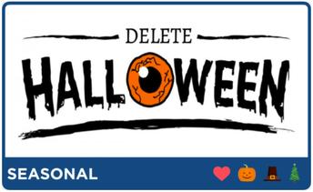 Delete Halloween?