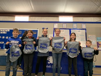Students of the Month Awarded