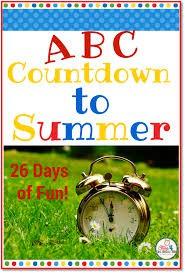 Kindergarten Countdown to Summer