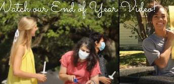 #SAINTSMARCHON - End of Year Video