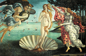 El nacimiento de Venus