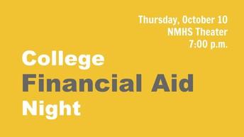 Missed Senior Planning Night or Financial Aid Night?