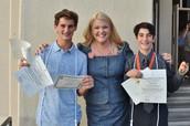8th Grade Awards Night