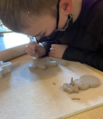 Holi-clay Projects!
