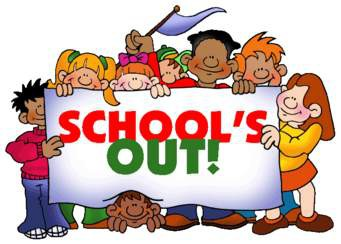 Last Day of School - May 31st