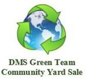 DMS Green Team Community Yard Sale