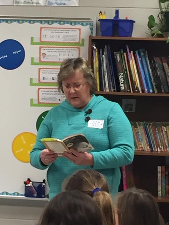 Read Across America- Guest Reader