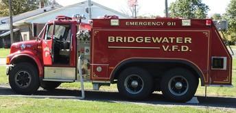 Fire Prevention Day at Burnham School