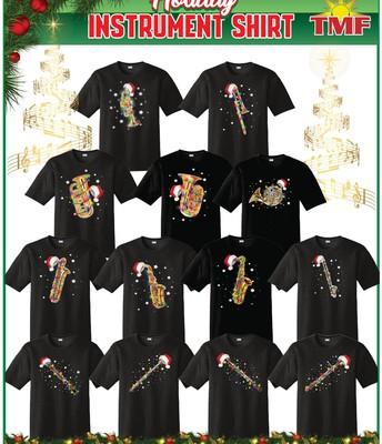 Holiday Shirts!