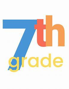 All 7th grade will report at 9:53 am