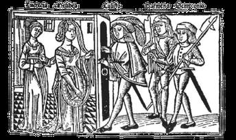 El papel de los criados en el siglo xv