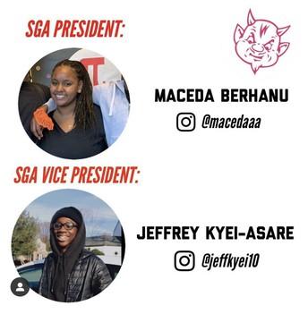 Student Government Association News: