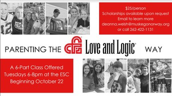 Parenting the Love and Logic Way - Summer Classes
